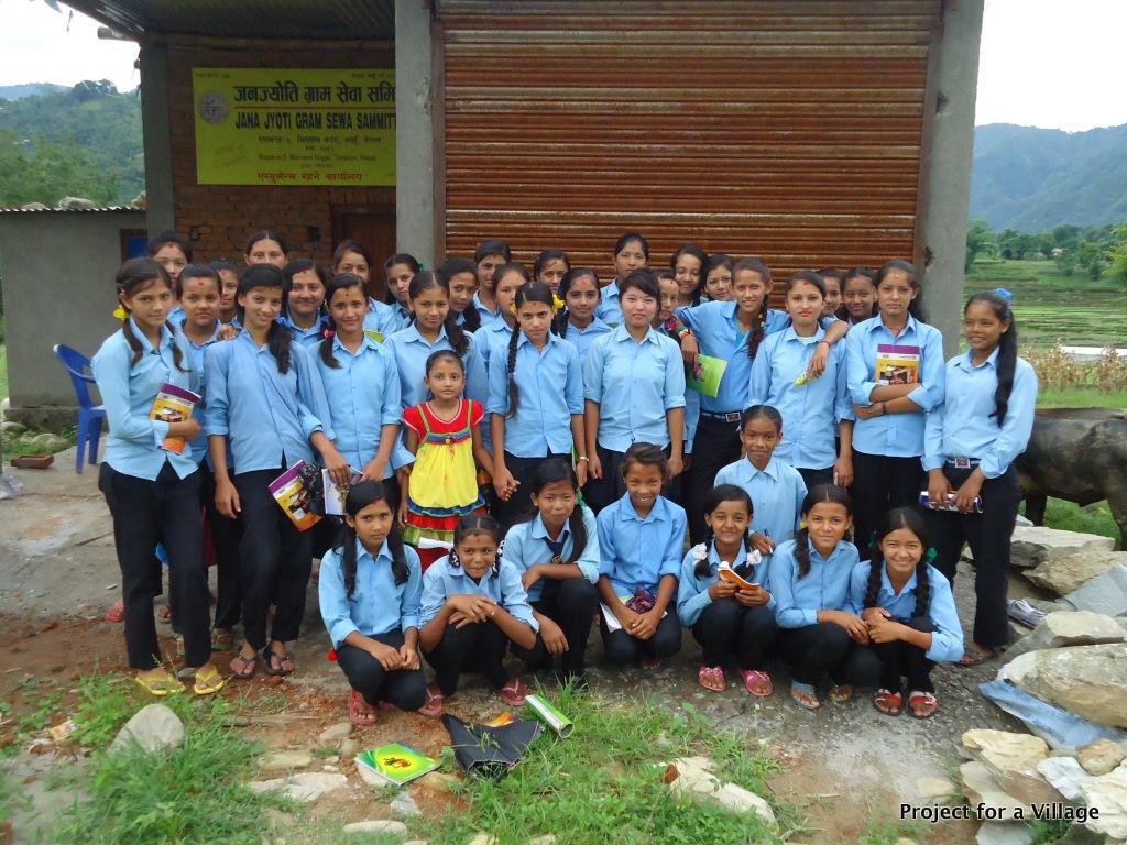 The TEJ Initiative – Education is Empowerment