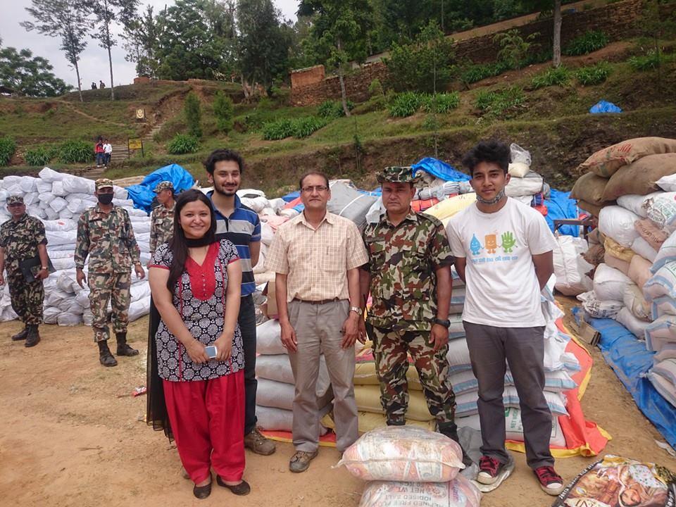 A Trip To Sindhupalchowk