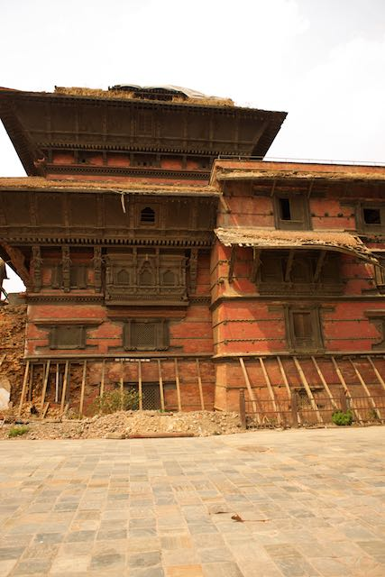 Reflections On Nepal, One Year Later.