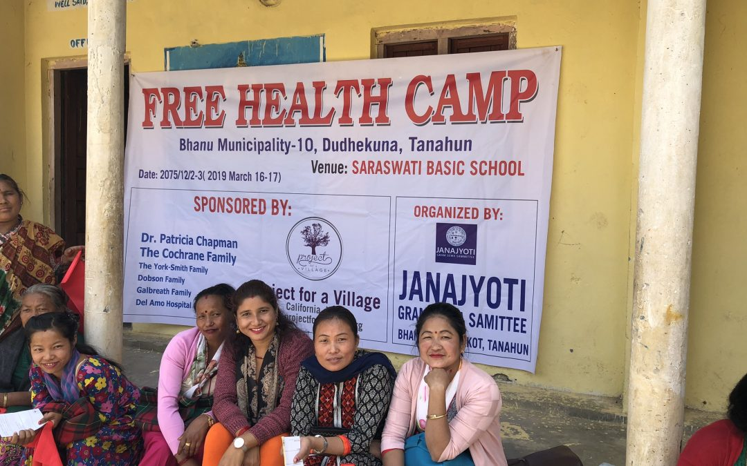 2019: Our best health camp yet!